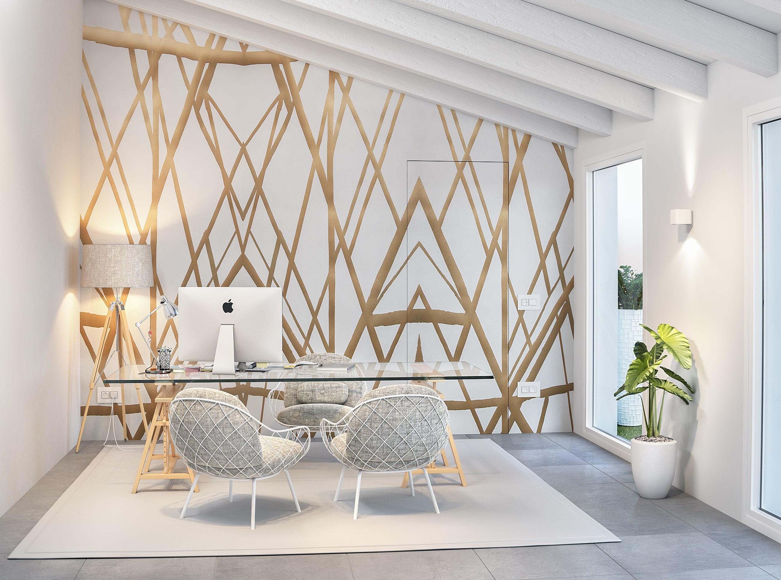 Pitzus group costruzioni e ristrutturazioni in costa - Arredamento studio casa moderno ...