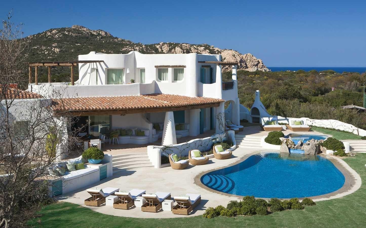 Interior Design: il vero Stile Costa Smeralda